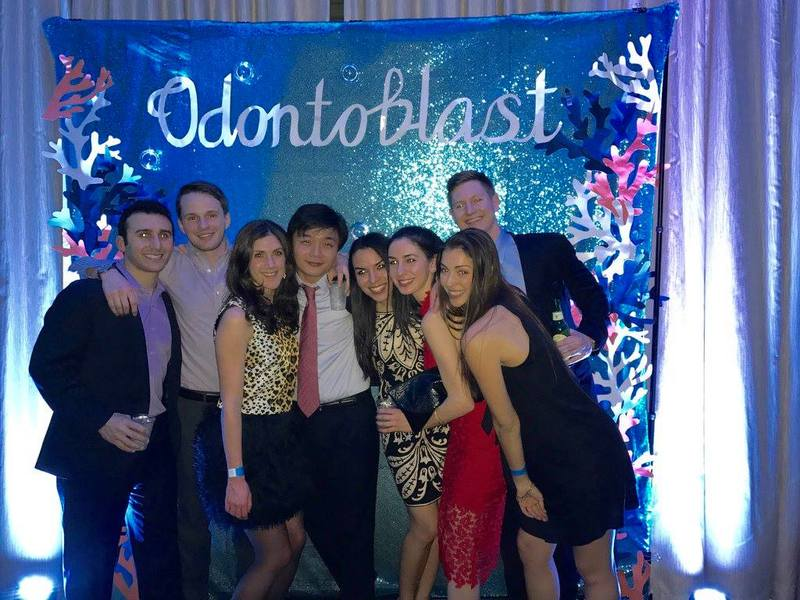 Odontoblast Jan 2017 - Jason Sockin, Sabina Korman, Samuel Kang, Naomi Orbach and Shira Butt in Philadelphia, Pennsylvania..jpg